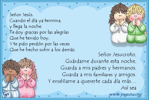 Oracion De Dar Gracias a Dios